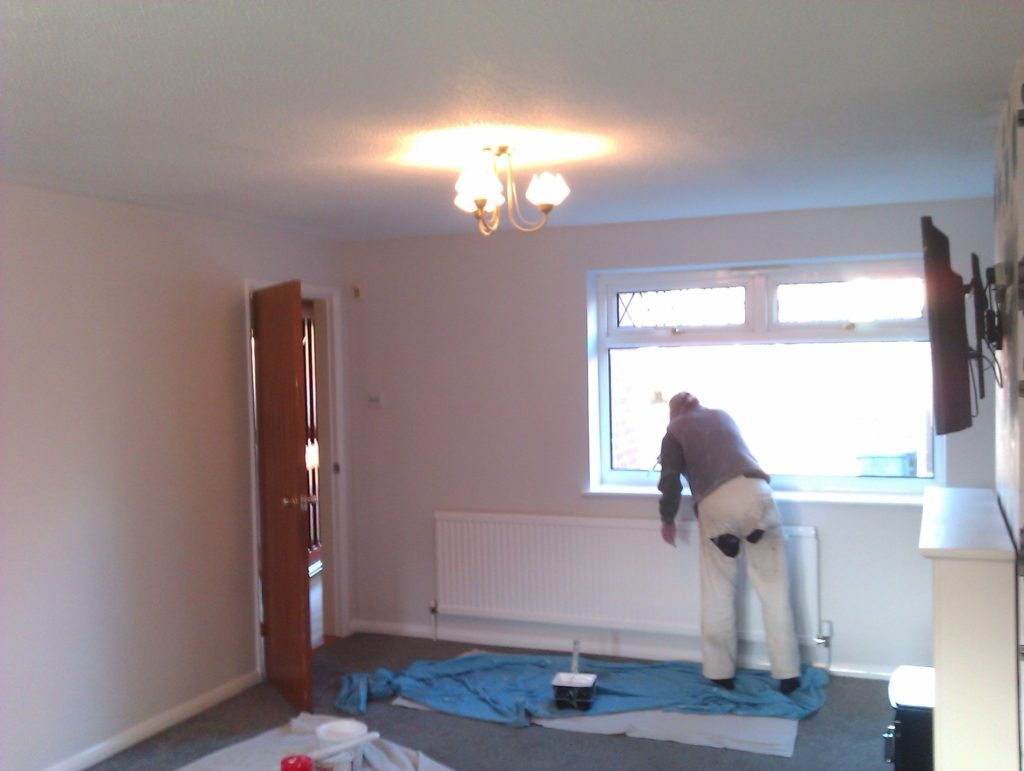 Interior Painter In Mansfield