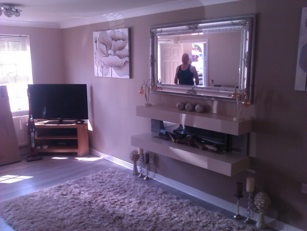 Interior Painting In Mansfield
